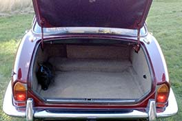 Jaguar Boot Carpets DIY Kits